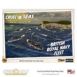 British Royal Navy Fleet