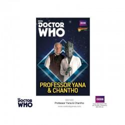 Professor Yana and Chantho