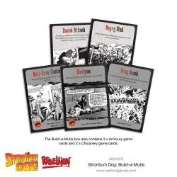Bushido New Dawn Rule book (soft cover )