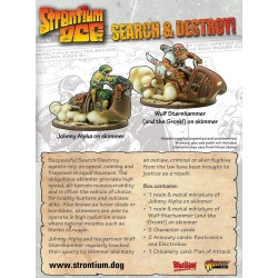 Attack & Defence Cards