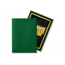 Matte Emerald (100 Sleeves) - Dragon Shield Standard Sleeves