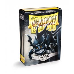 Matte Lilac (100 Sleeves) - Dragon Shield Standard Sleeves