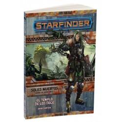 Starfinder: Soles Muertos 2. El Templo de los Doce