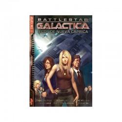 Battlestar Galactica: Ecos de Nueva Cáprica