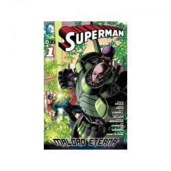Superman: Maldad Eterna 01