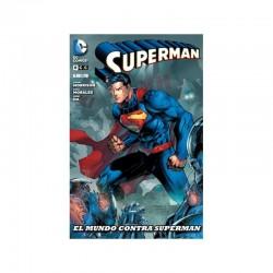 Superman: El Mundo Contra Superman