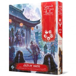 Dial de honor compatible con L5R