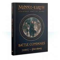 Middle-earth™ Strategy Battle Game: Battle Companies (Inglés)