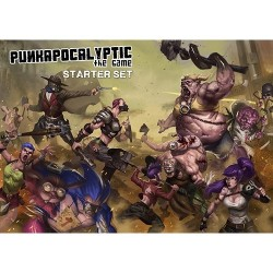 Caja de Inicio de Punkapocalyptic