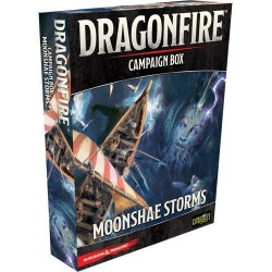 Dragonfire: Campaign Box - Moonshae Storms