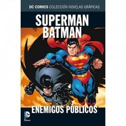 Colección Novelas Gráficas núm. 05: Superman/Ba