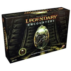 Legendary Encounters: An Alien Deck Building Game - EN