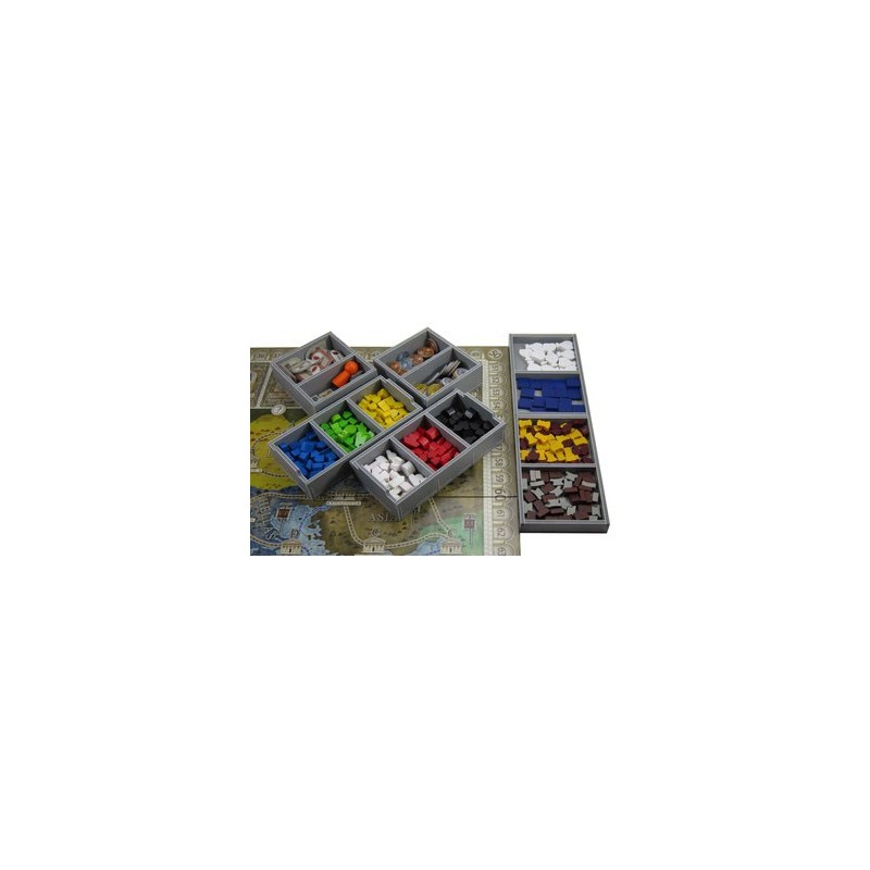 Steampunk Clockwork dice set