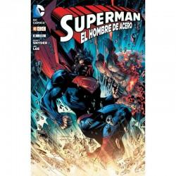 Superman: El Hombre de Acero núm. 08