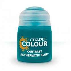 Contrast: Aethermatic Blue