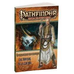 Pathfinder La Calavera de la Serpiente 4: Las Bovedas de la Locura