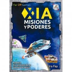 Xia: Misiones y poderes
