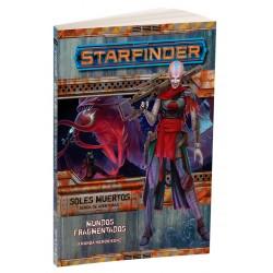 Starfinder: Soles Muertos 3. Mundos Fragmentados