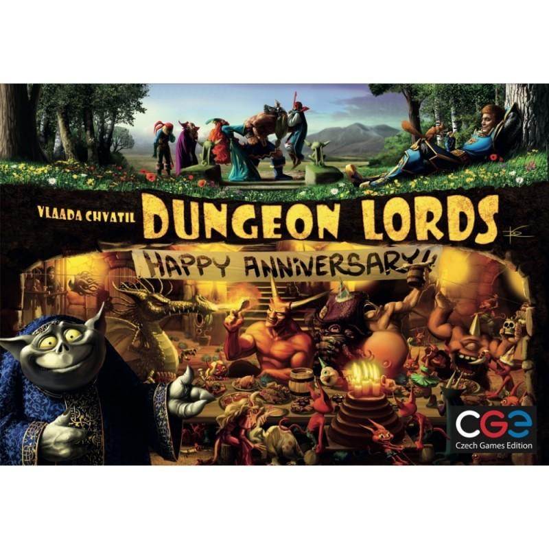 Dungeon Lords: Happy Anniversary - EN