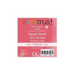 Fundas Zacatrus Square S premium (Cuadrada Pequeña) (50 uds)