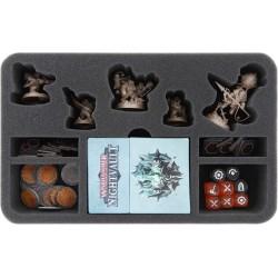 foam tray for Warhammer Underworlds: Nightvault - Thundrik's Profiteers