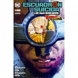 Escuadrón Suicida: Deadshot/Katana - Los más buscados núm. 03