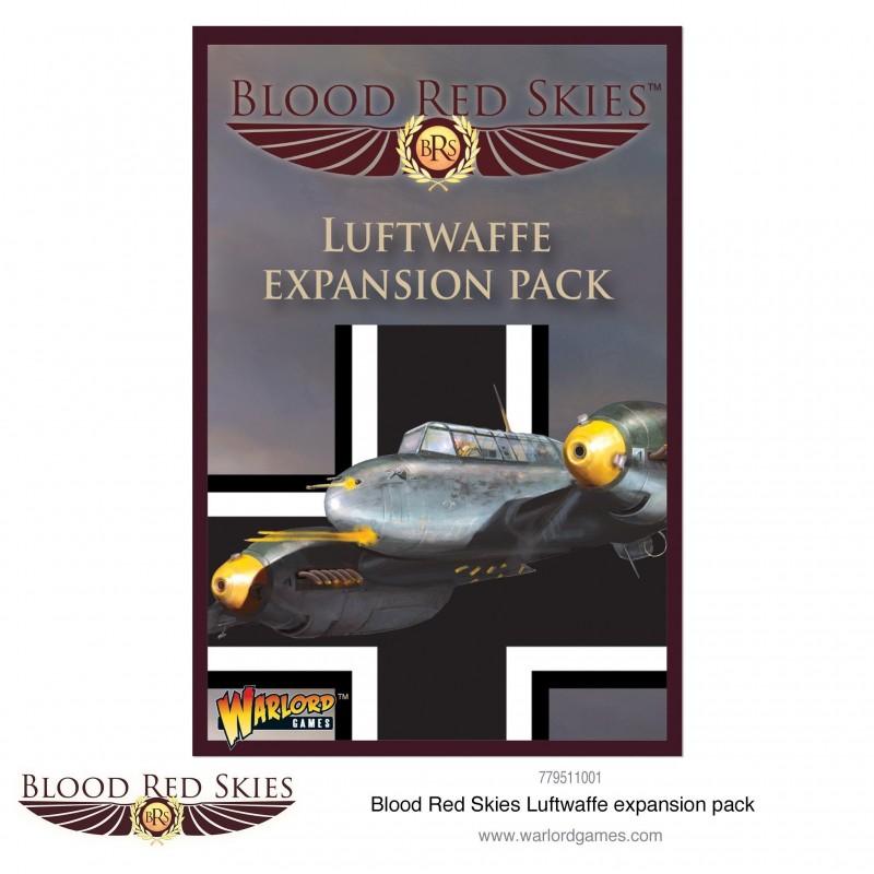 Blood Red Skies Luftwaffe Expansion Pack