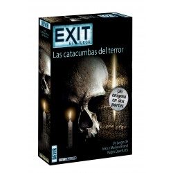 Exit 9: La Catacumbas del Terror (Doble)