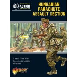 Hungarian Parachute Assault Section