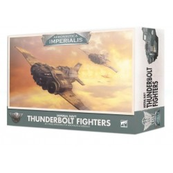 Thunderbolt Fighters de la Marina Imperial