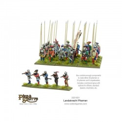 PAINT SET Iron Kingdoms (6)