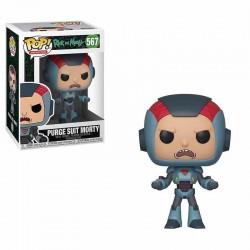 POP Rick & Morty Purge Suit Morty serie 6