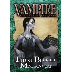 First Blood: Malkavian (Español)