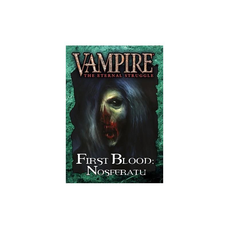 First Blood: Nosferatu (Español)