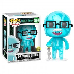 POP Rick & Morty Dr. Xenon Bloom serie 6