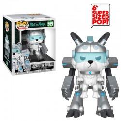 POP Rick & Morty Exoskeleton Snowball 15cm