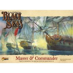 Black Seas: Master & Commander Starter Set