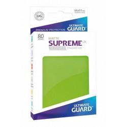 Fundas Supreme UX Mate Color Verde Claro (80 unidades)