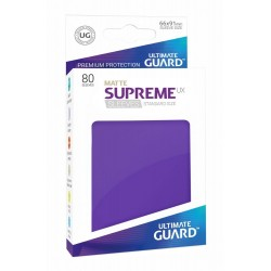 Fundas Supreme UX Mate Color Purpura (80 unidades)