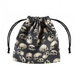 Skull Fullprint Dice Bag