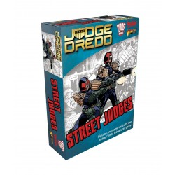 Dredd: Street Judges
