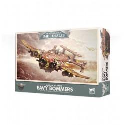 Ork Air Waaagh! Eavy Bommers