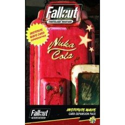 [PRE-VENTA] Fallout: Wasteland Warfare - Accessories: Institute Wave Card Expansion Pack