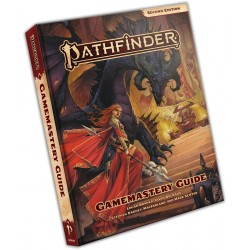 Pathfinder GameMastery Guide 2nd Edition (Ingles)