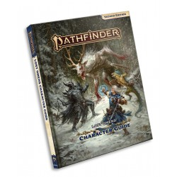 Pathfinder Lost Omens Character Guide 2nd Edition (Ingles)
