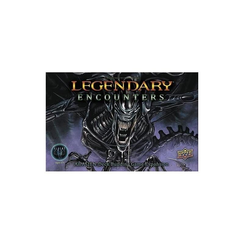 Legendary Encounters: An Alien Deck Building Game Expansion - EN