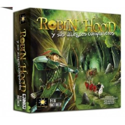 Robin Hood Y Sus Alegres Compañeros