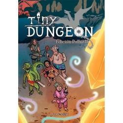 Tiny Dungeon Edicion Polluelo