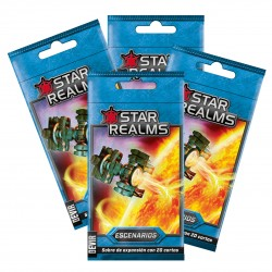 Star realms united: Escenarios