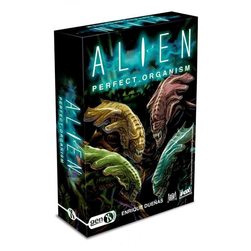 Alien Perfect Organism